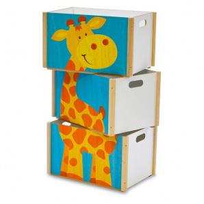 Stapelboxen (Set à 3 Boxen)