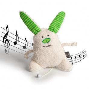 Musikdose Flohrian, grün