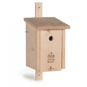 Vogelhaus – Blau-, Sumpf-, Tannen- und Haubenmeise